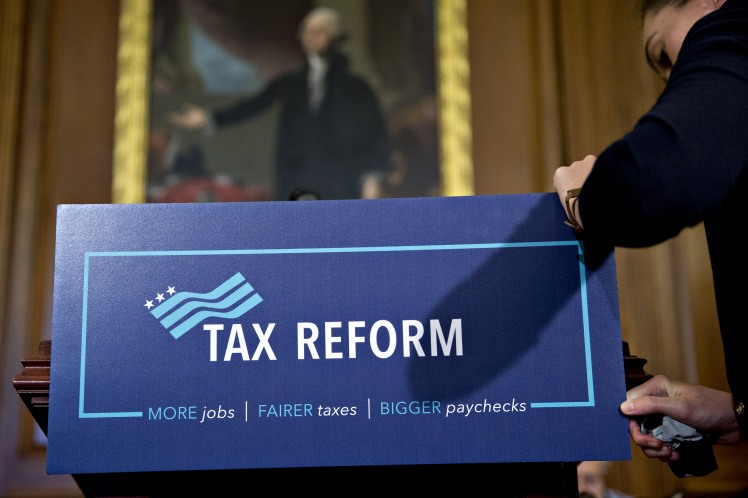 House GOP Hold News Conference After Tax Reform Retreat